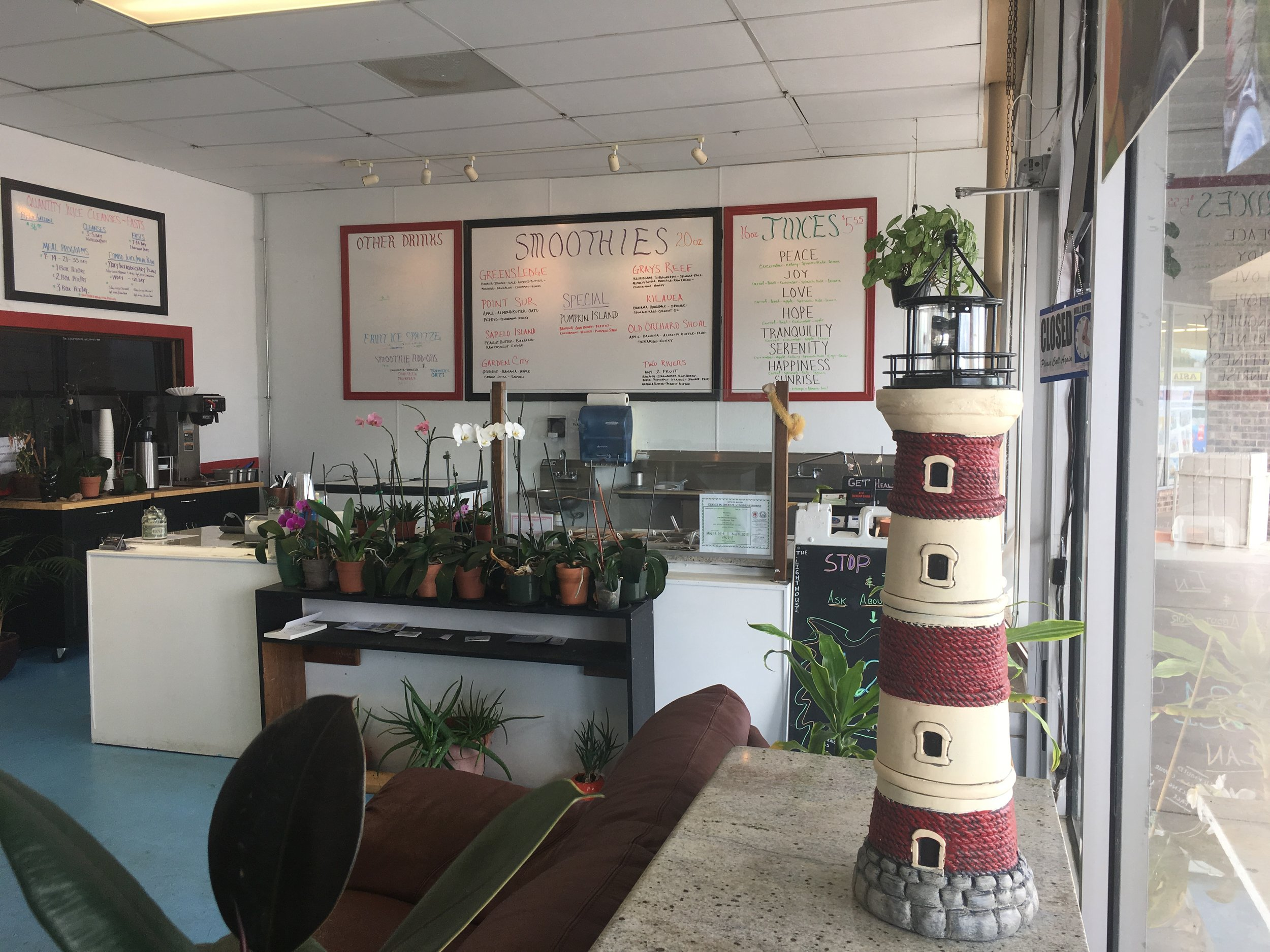 Inside Our Austin Location