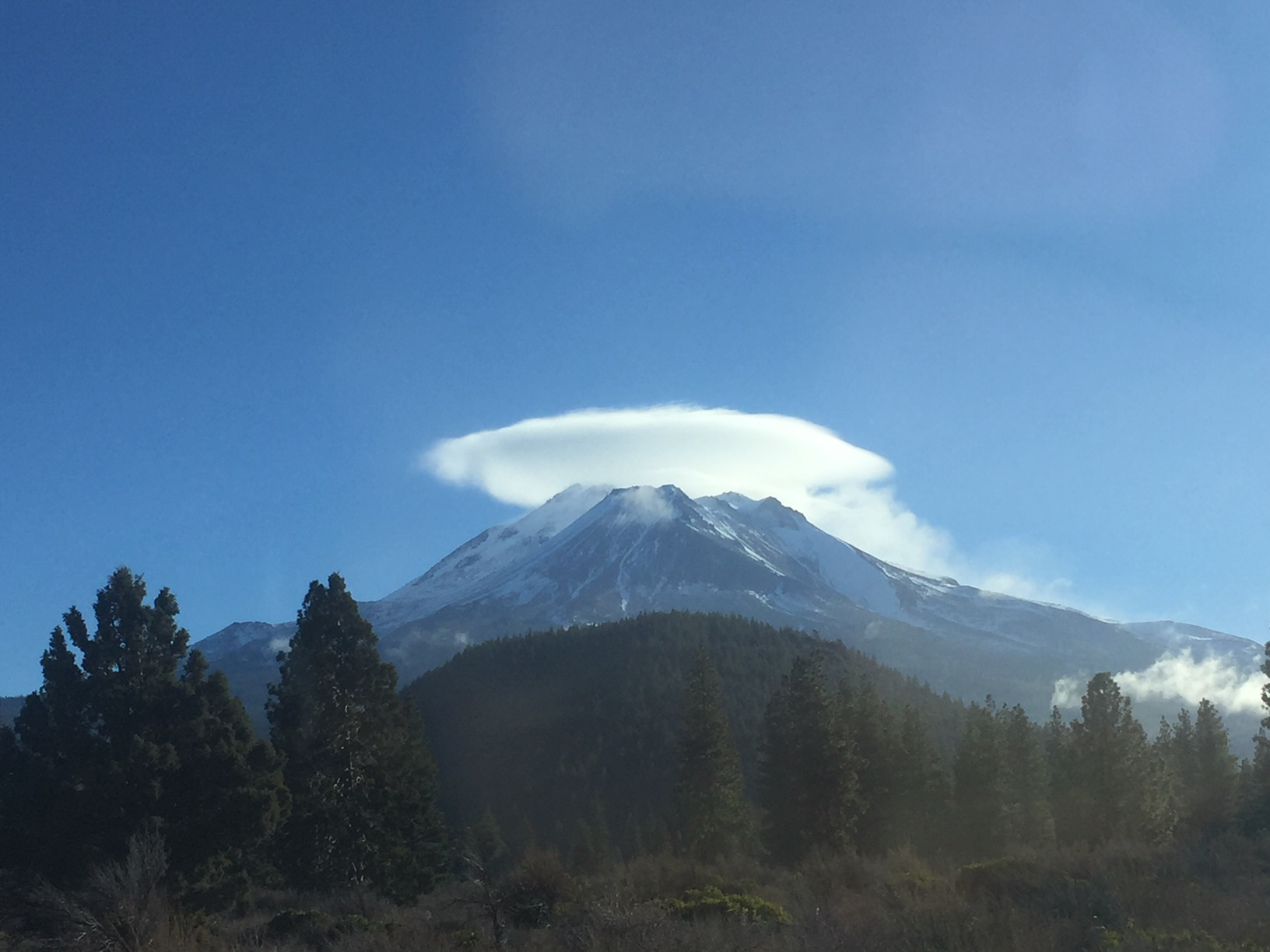 Mount Shasta, California United States