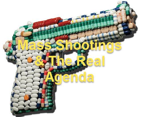 Mass Shootings & The Real Agenda
