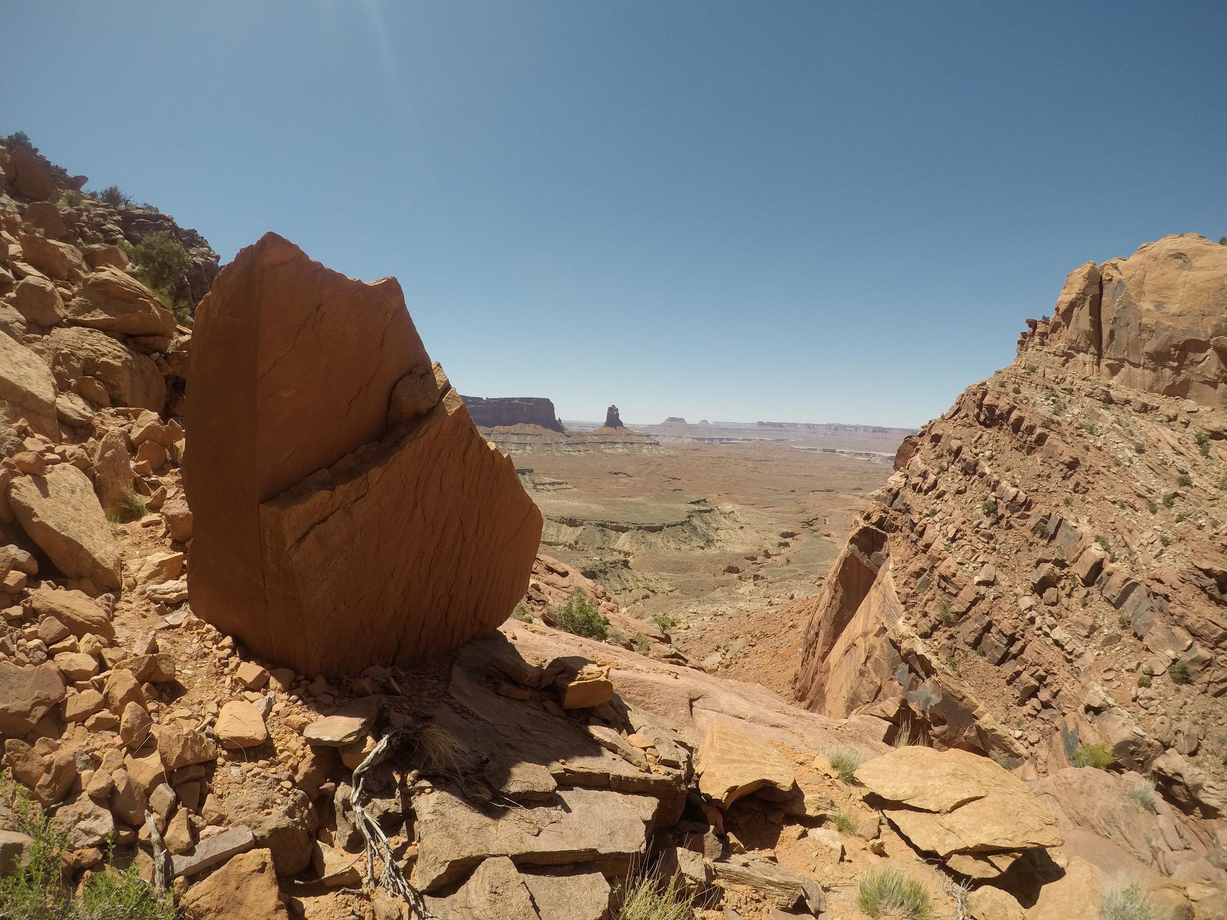 Canyonlands Upper Utah Go Pro Picture.JPG
