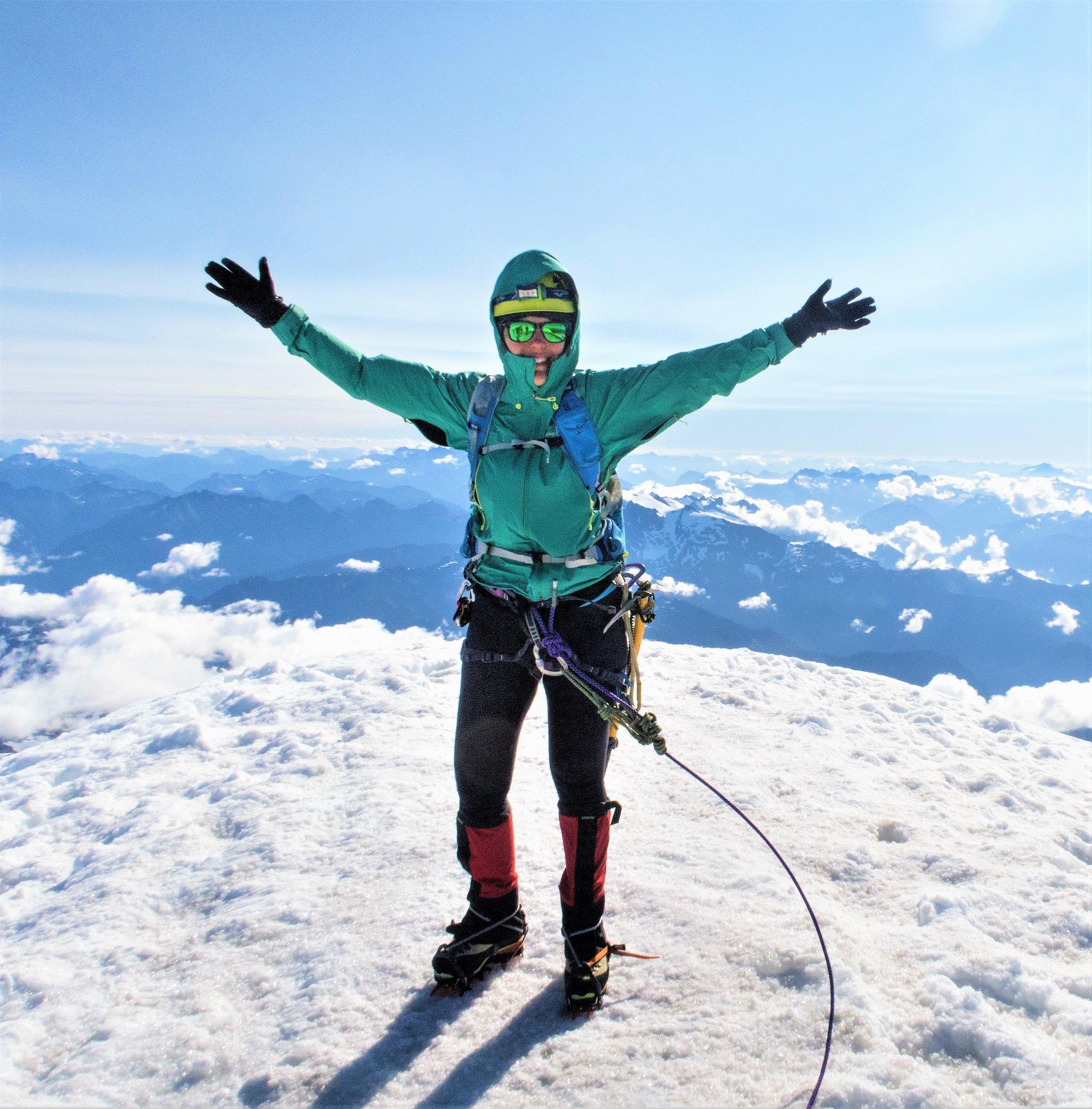 Summit, Mt. Baker