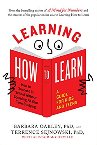 How to learn book cover