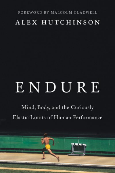 Endure book by Alex Hutchinson
