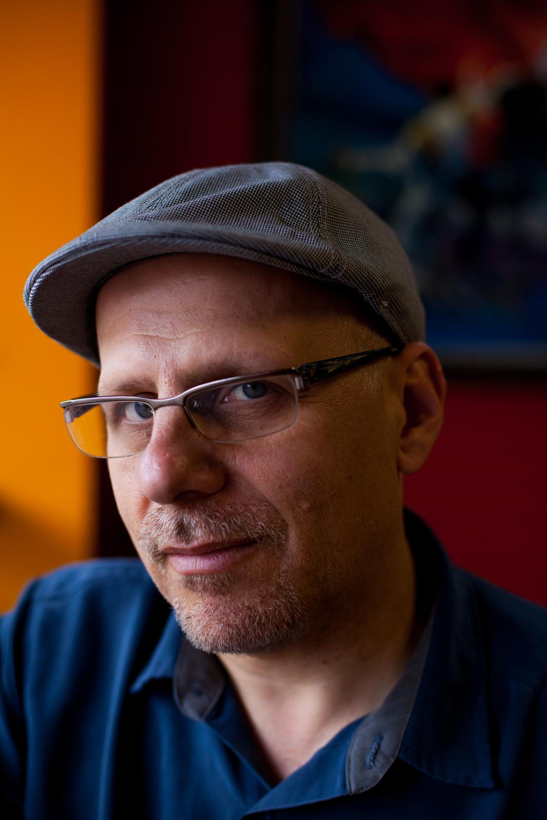 Eric Weiner Author