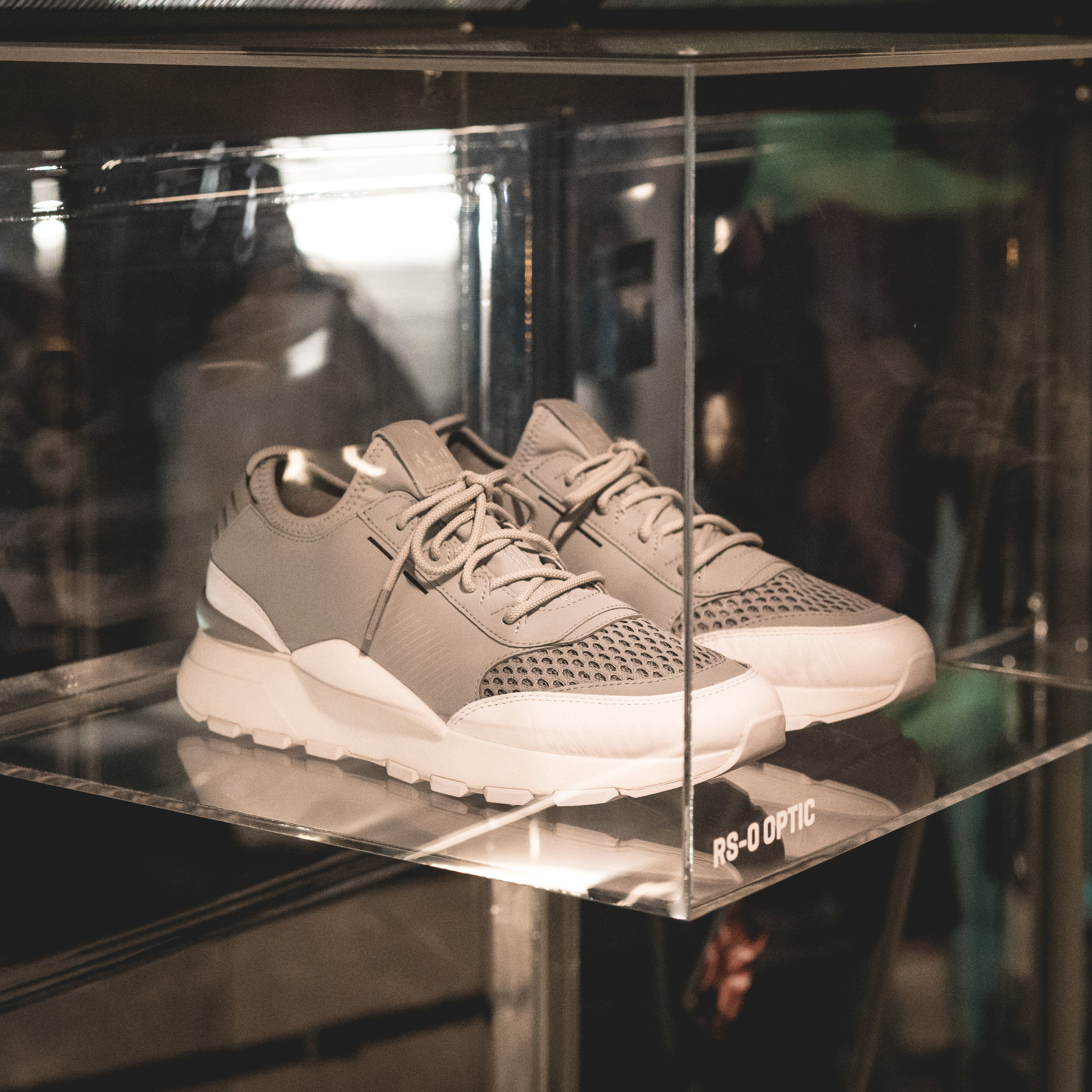 """Puma RS-0 """"Optic"""" - Remind me to bring a flash next time"""