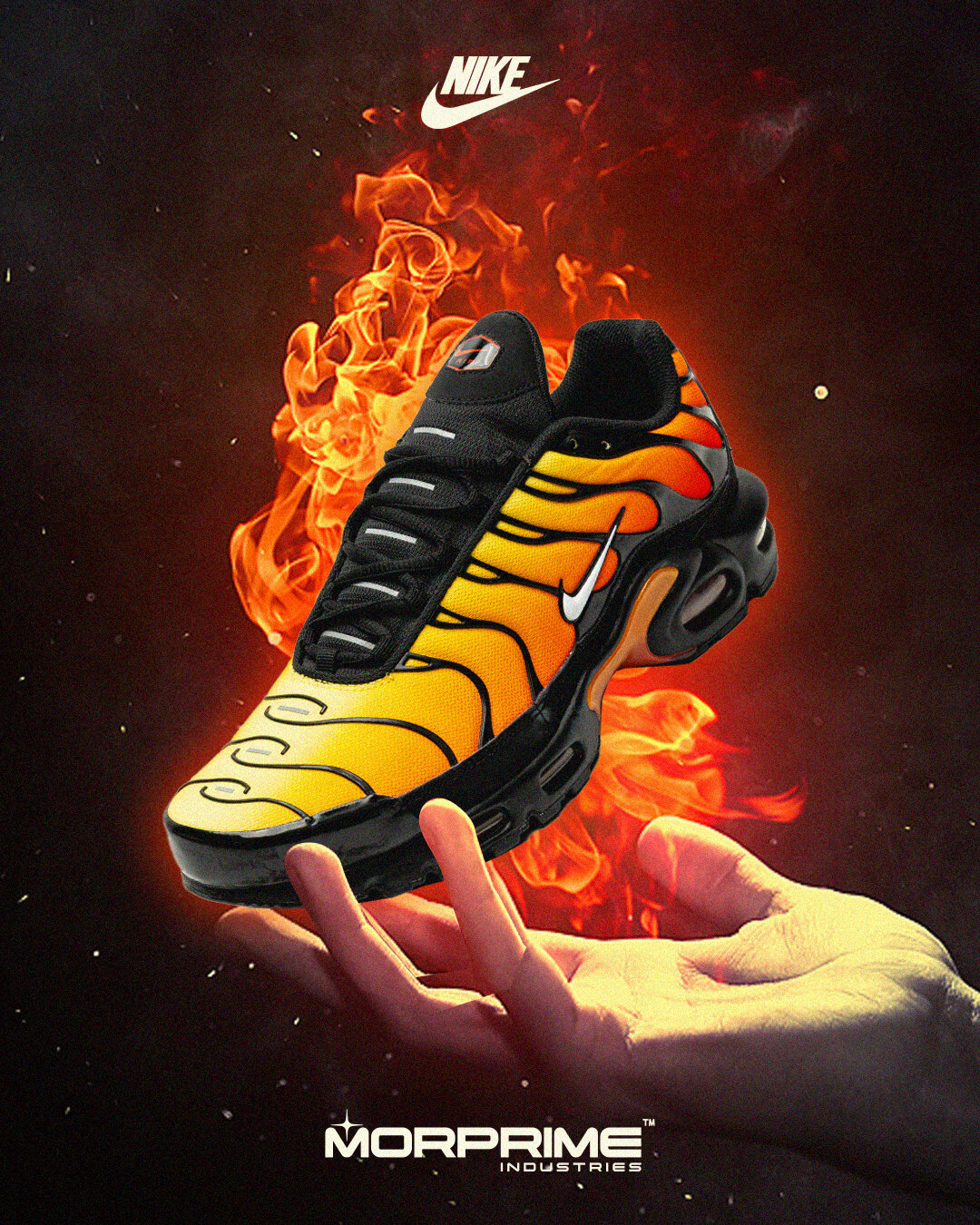 Nike Air Max Plus 'Reverse Tiger' — Morprime