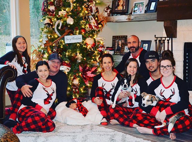 Merry Christmas everyone...from our family to yours!!