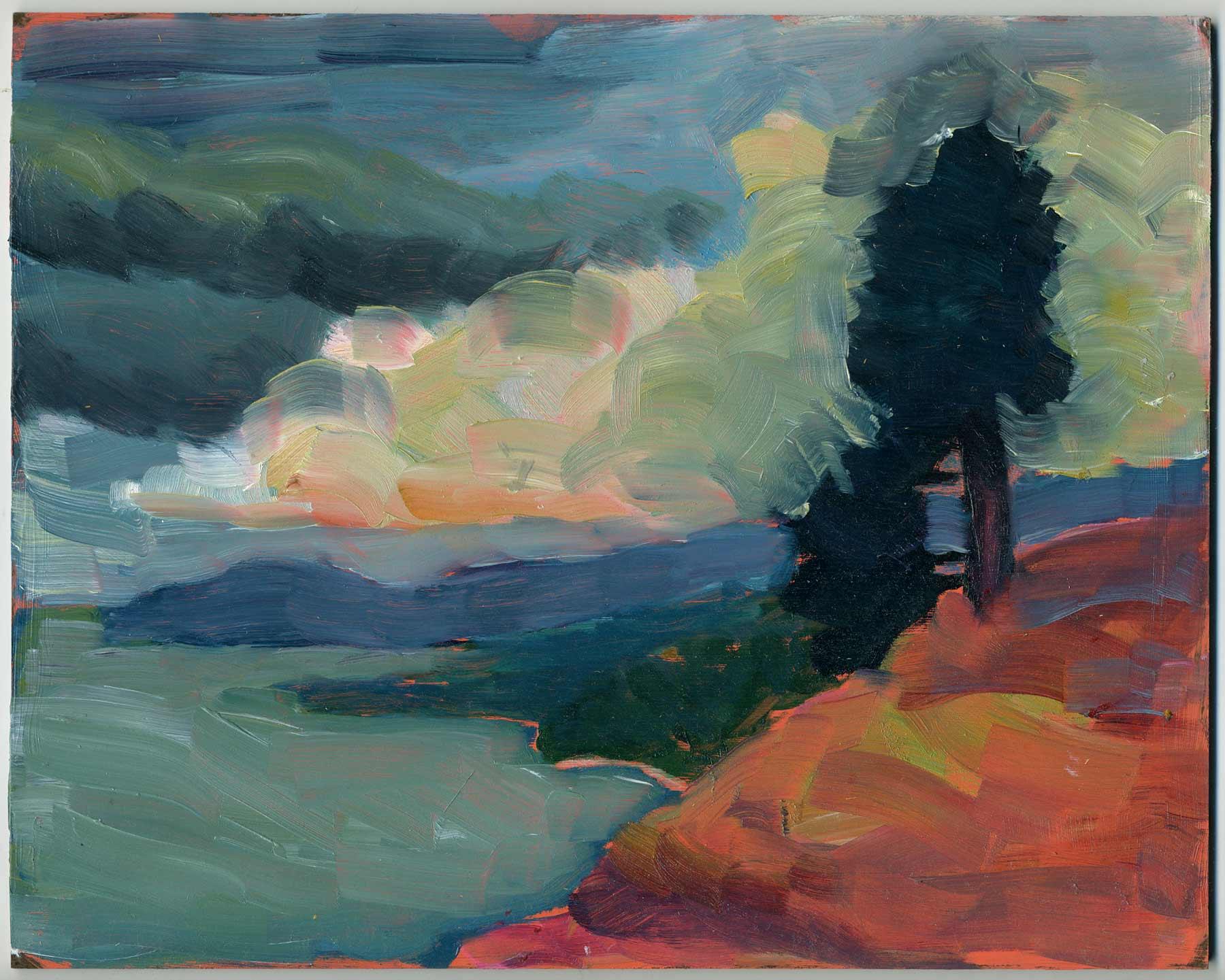 Gathering Storm, Tettegouche