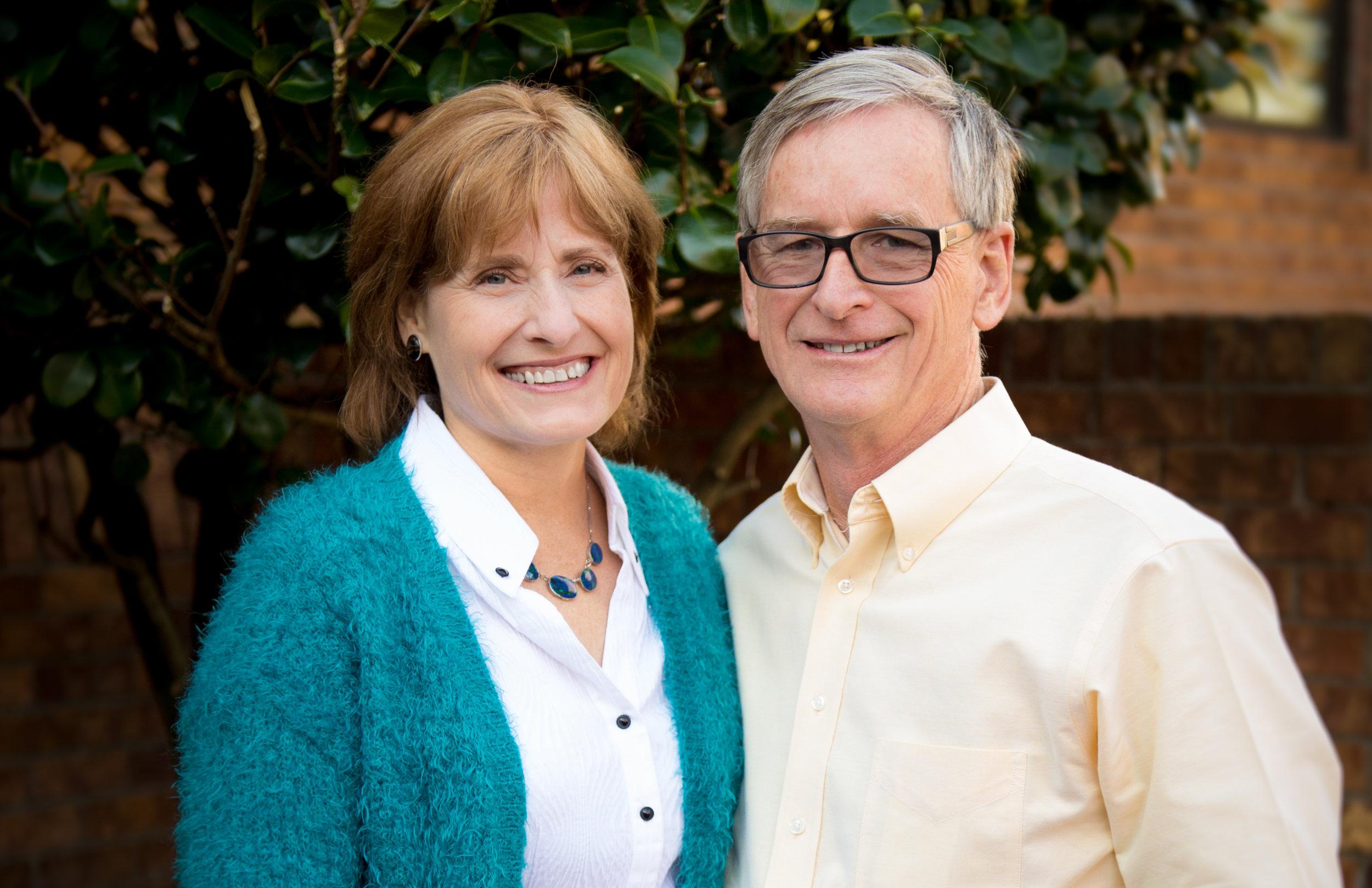 CRAWFORD, Steve & Cathy   Spain