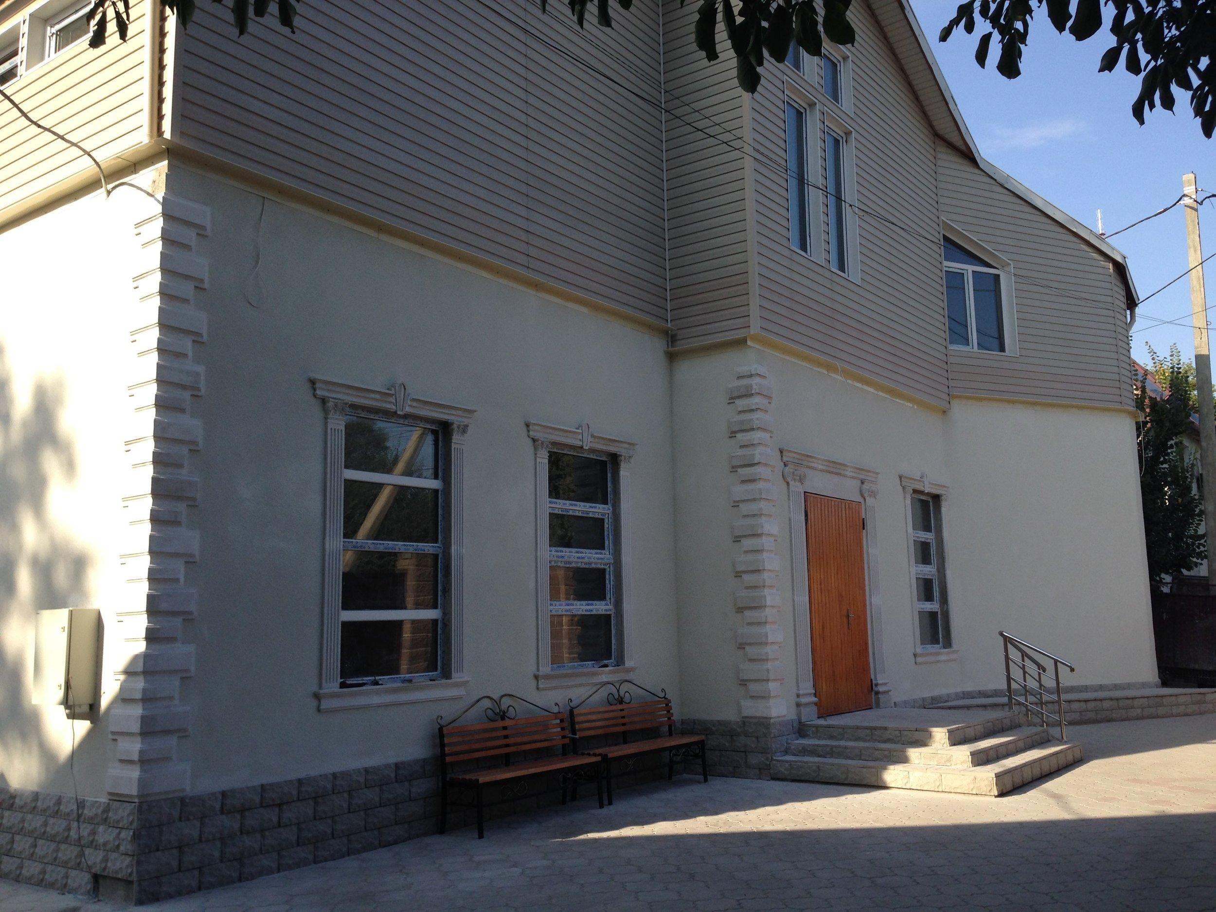 WORD OF LIFE CHURCH    Kim, Sasha & Olga    Kyrgyzstan