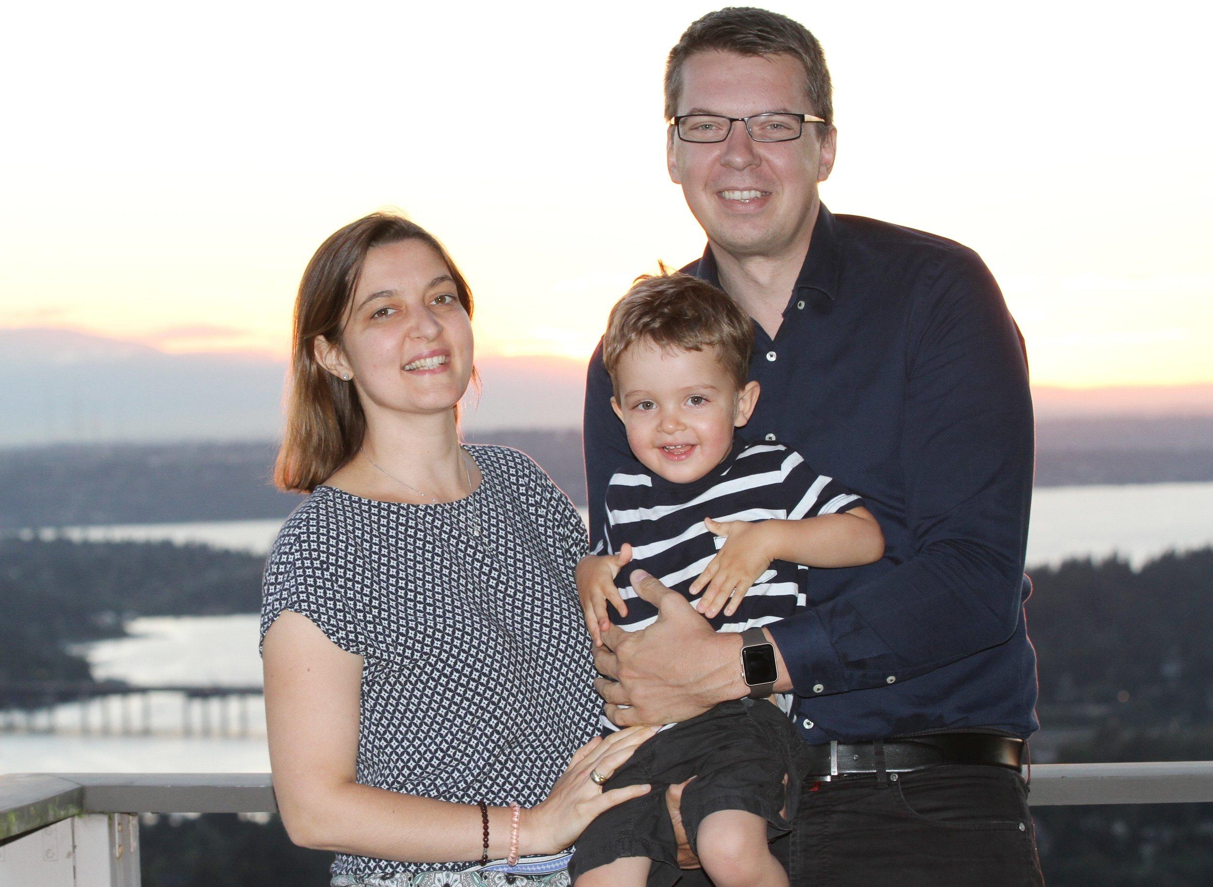 Jonathan, Raphaela and Isaiah Mauerhofer