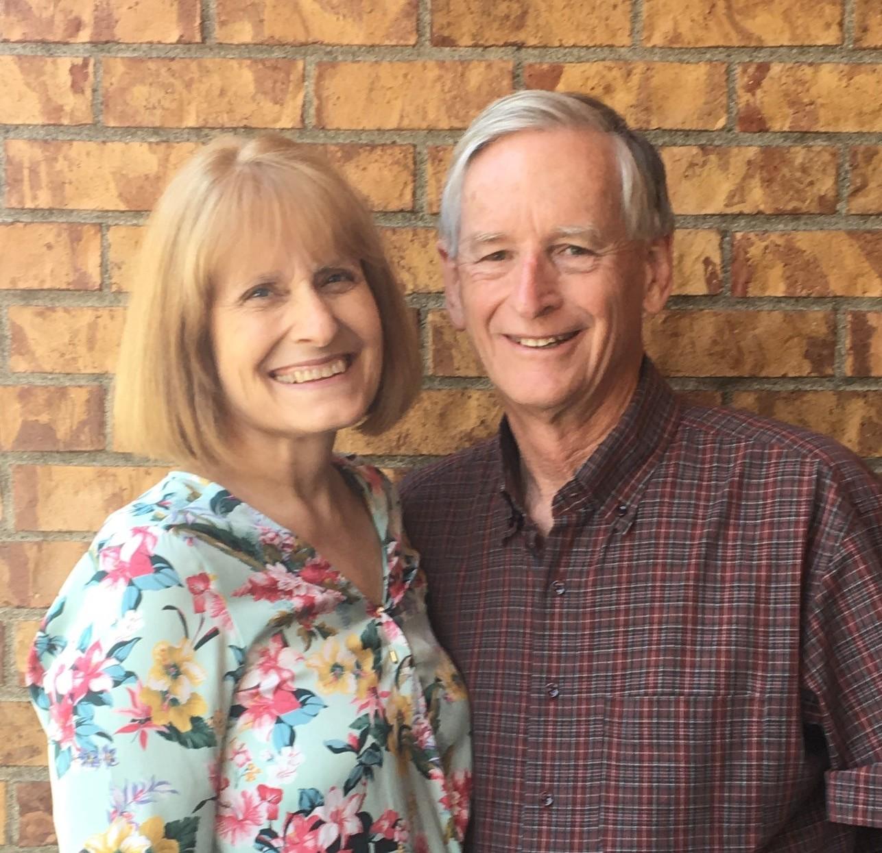 Steve and Cathy Crawford
