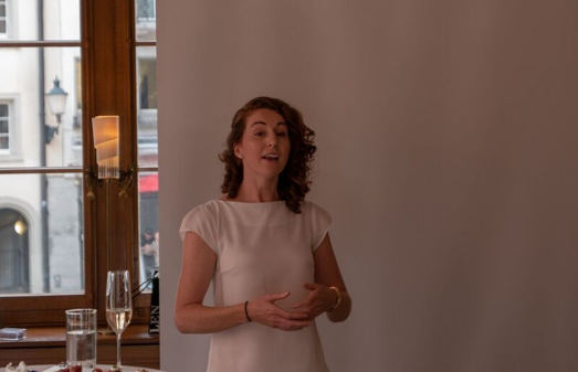 Physio & Co founder Áine Ní Mhuiris