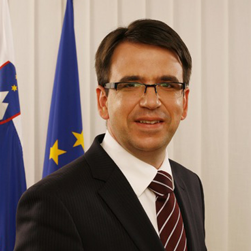 Peter Pogačar - state secretary at the Ministry of Labor, Family, Social Affairs and Equal Opportunities