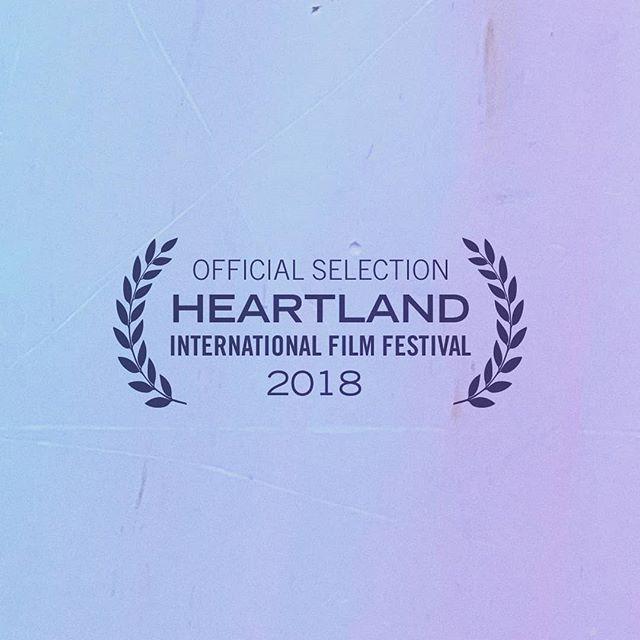 Nos han seleccionado en @heartlandfilm y no podemos estar más emocionadas! Mañana empiezan los pases de #nosotrosfilm  #heartlandff #cinespañol #spanishfilm #felipevaraderey