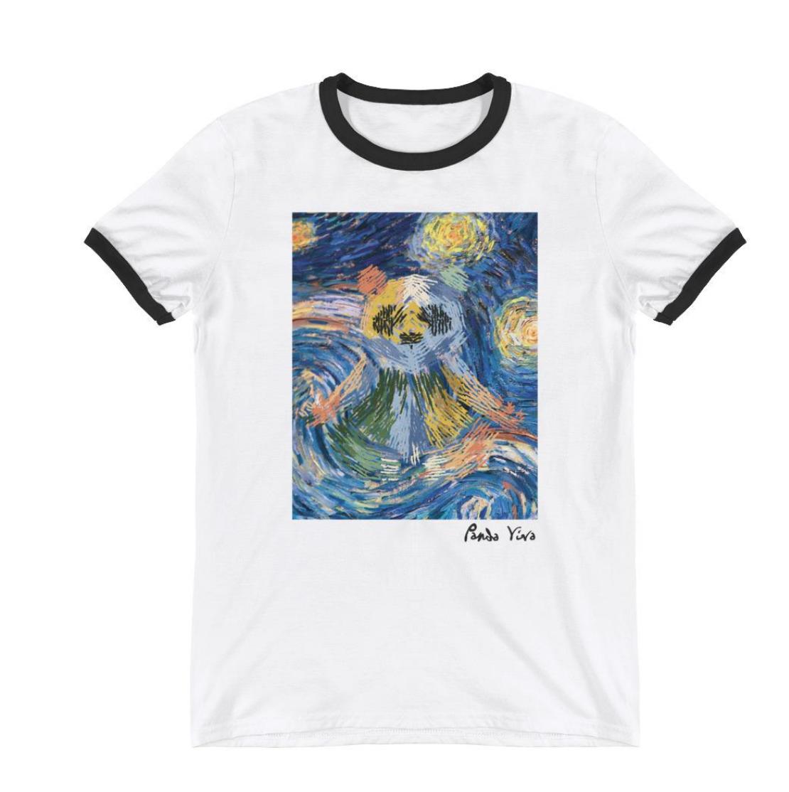- Van GoViva Ringer T-Shirt