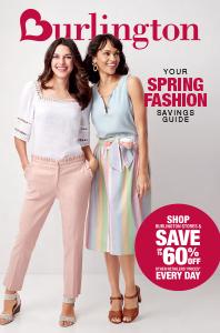 Assistant Stylist: Spring 2019 Burlington Catalog Shoot