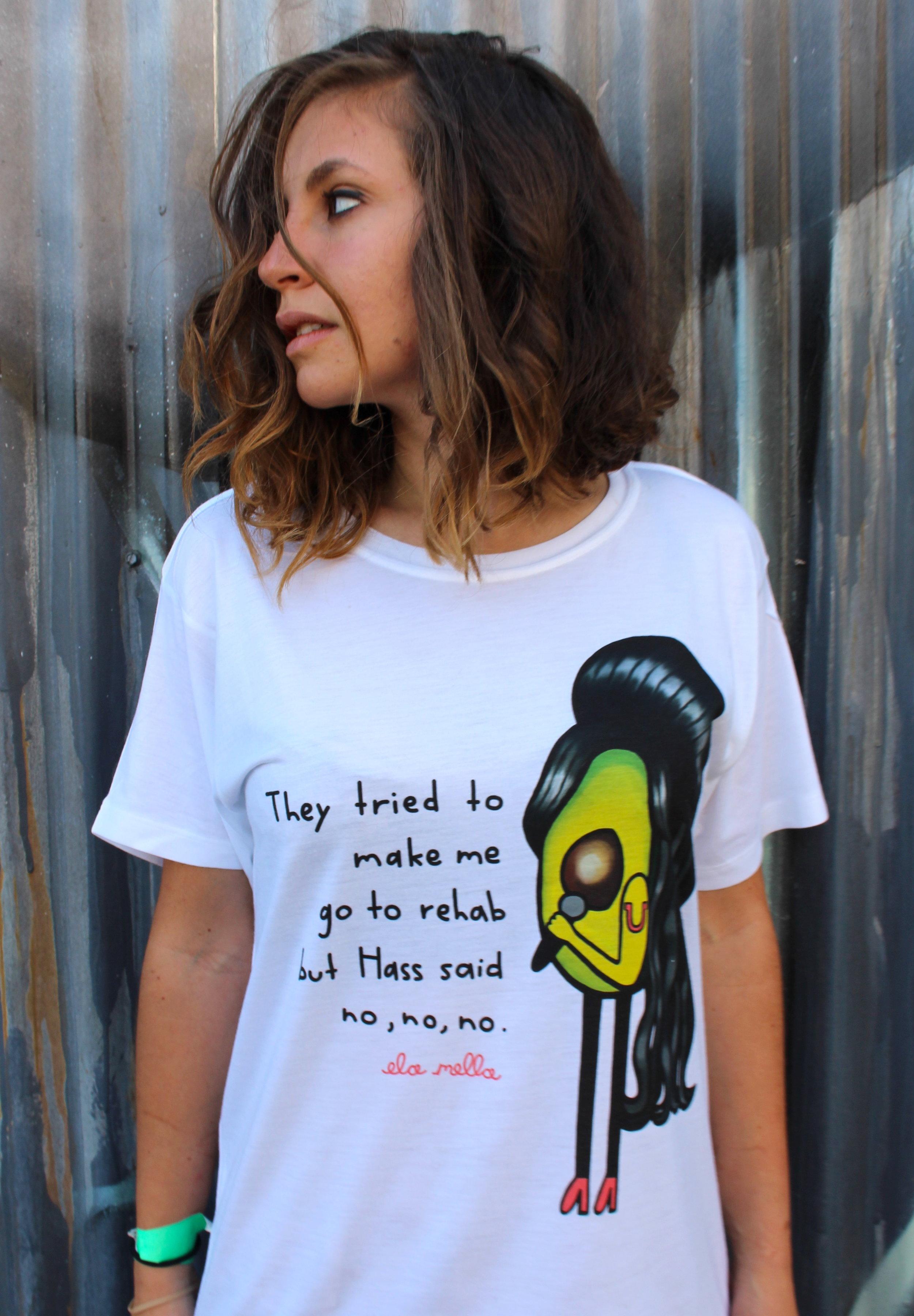 Amy WineHass Unisex Tee.jpeg