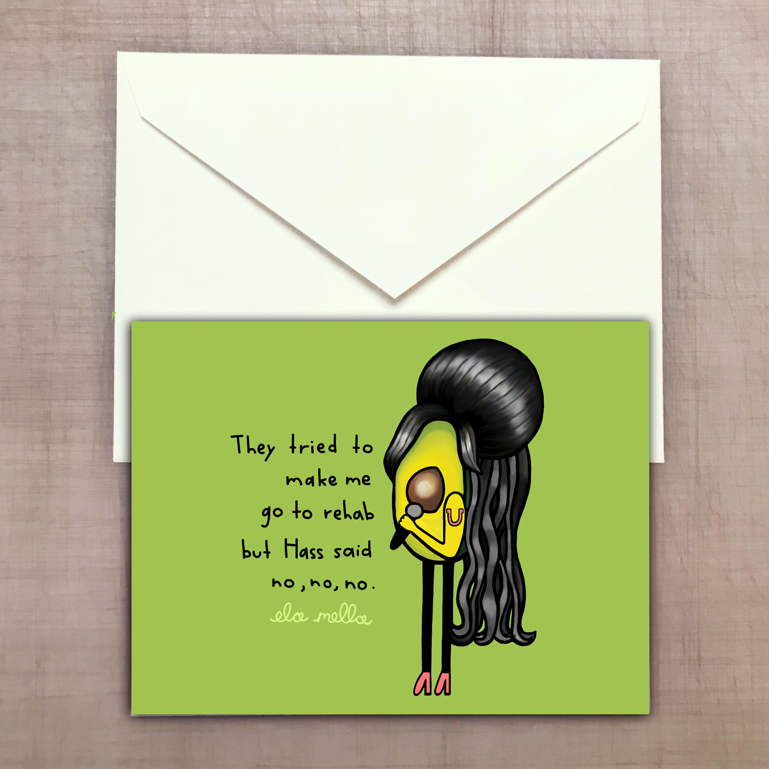 Amy Winehouse Greeting Card.jpg