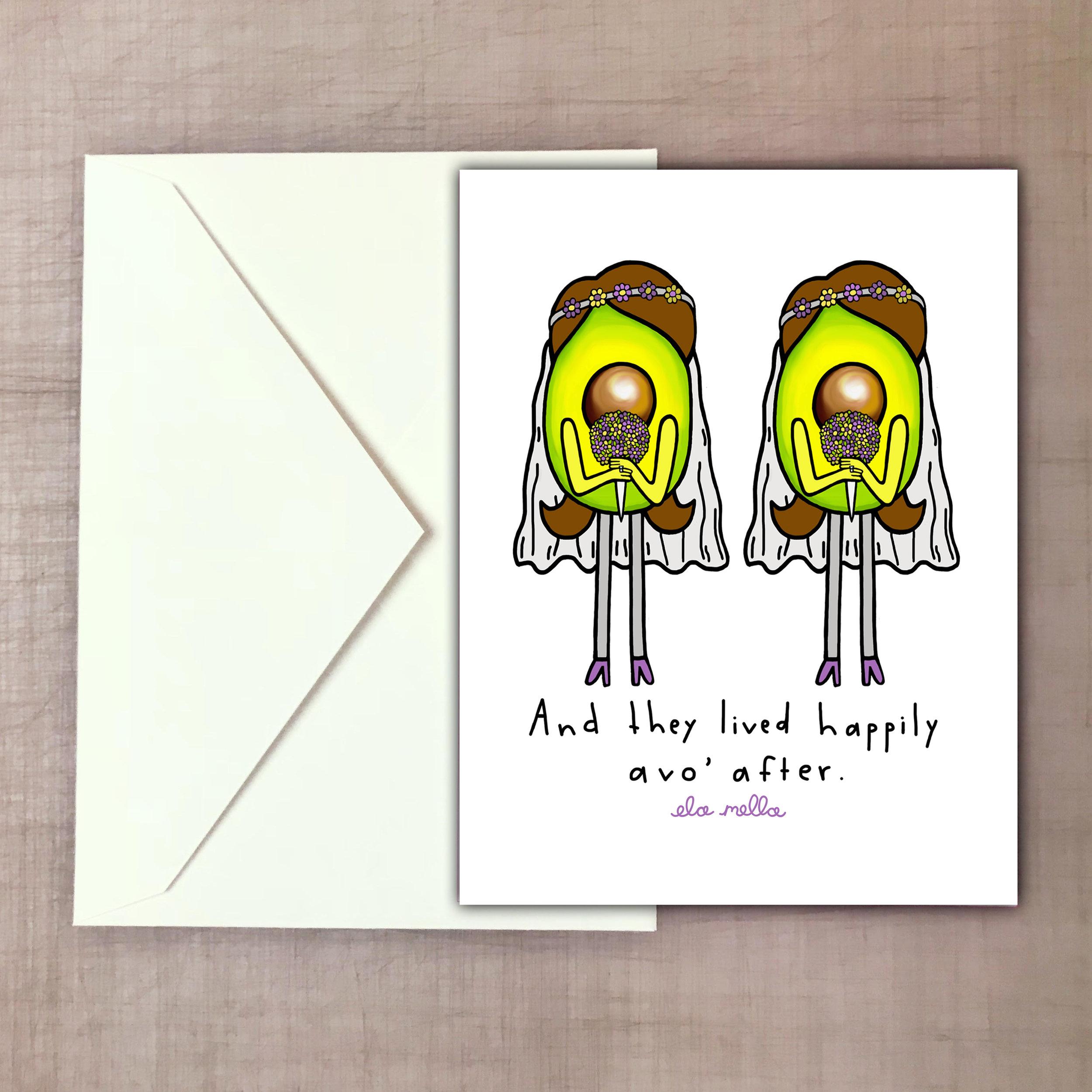 2 Brides Greeting Card.jpg