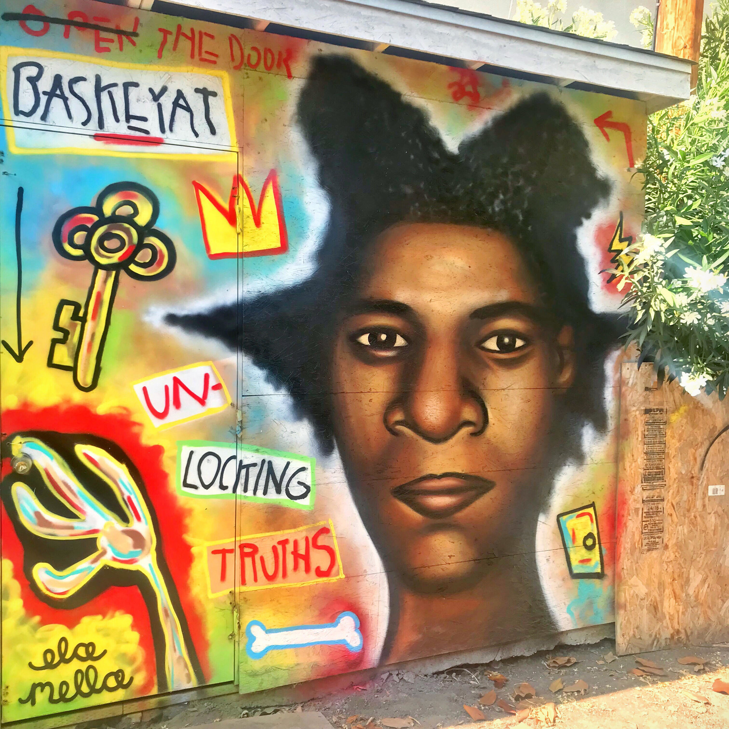 Baskeyat - Los Angeles, California2018