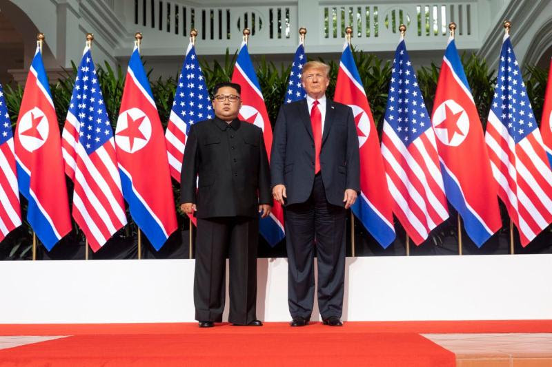 The US-North Korean Summit - Read PSR National's response to the historic June 12th summit: