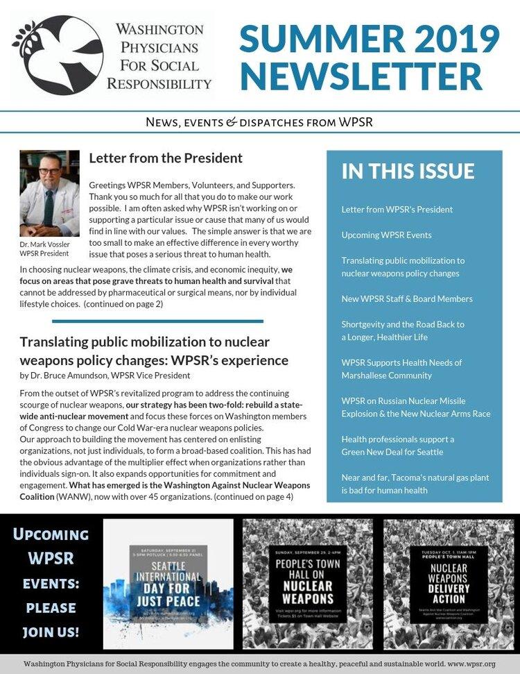 WPSR Summer 2019 Newsletter Front Page.jpg