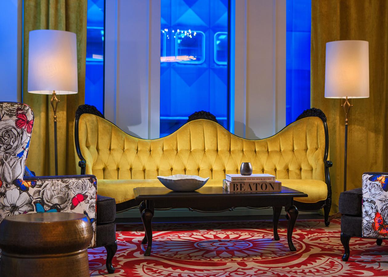 Hotel Monaco, Pittsburgh,  AWARD WINNER