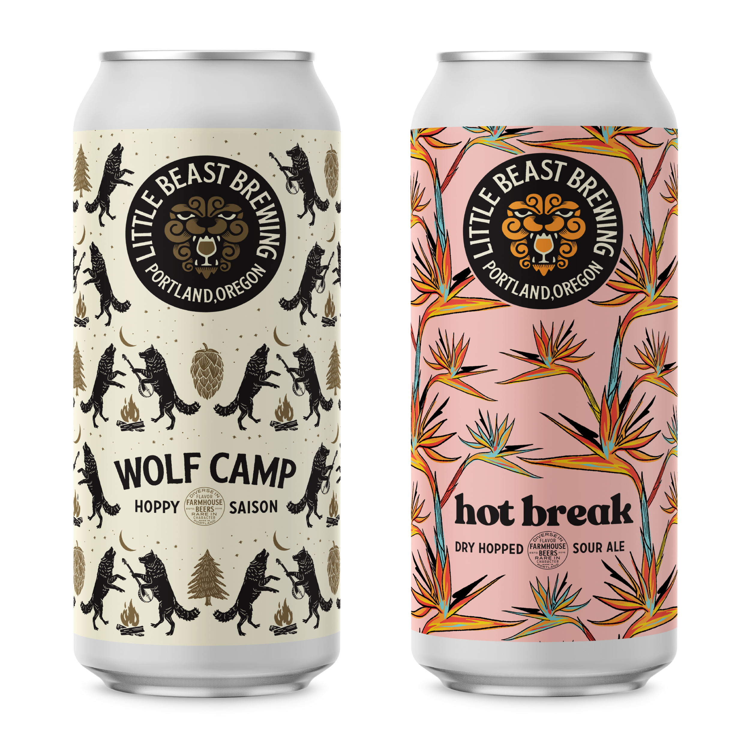The 2 New Canned Offerings from Little Beast