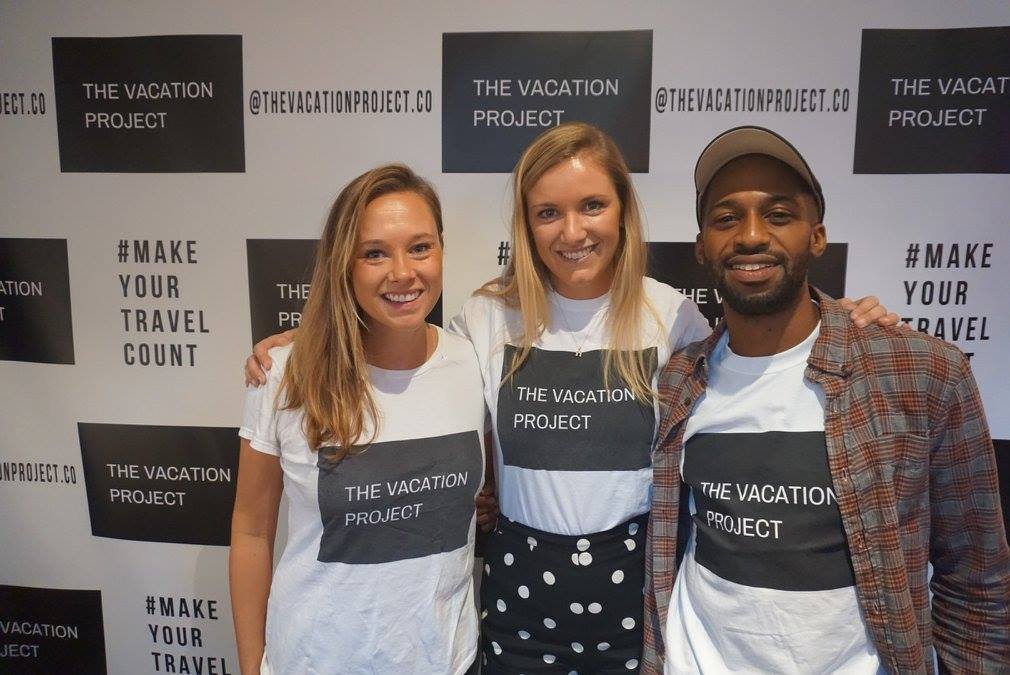 (Left to Right):  Lindsay Bradley (Co-Founder & CEO), Charlotte Bergin (Co-Founder), Mitchell Roy (Co-Founder)