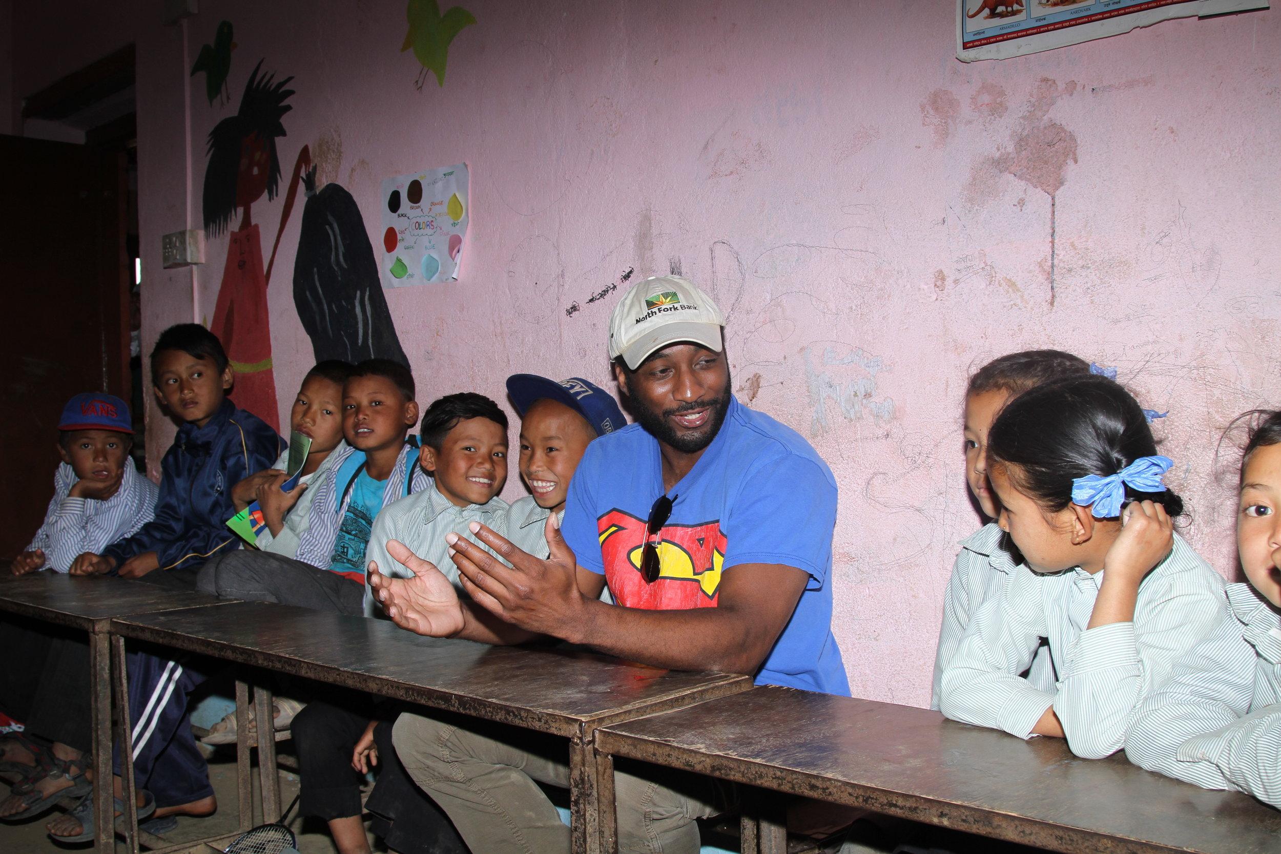 Volunteering with the Kids.JPG