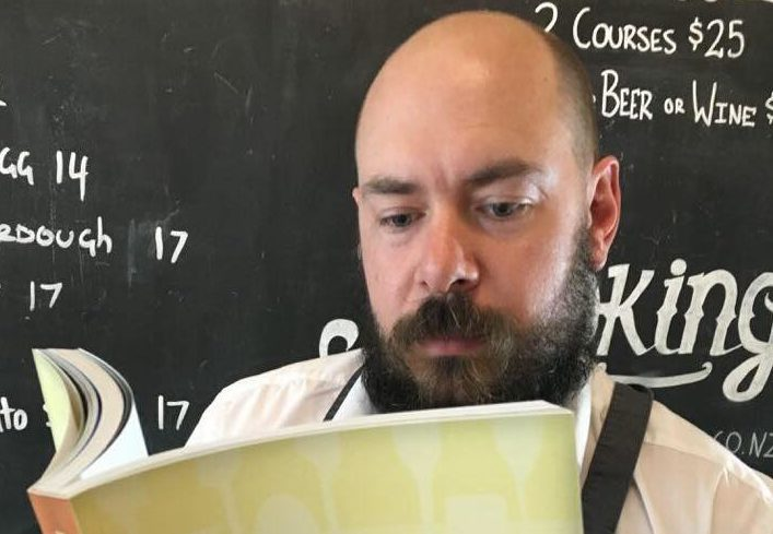 """Beer writer Jules van Costello checks his facts in his latest edition of """"Brewed"""""""