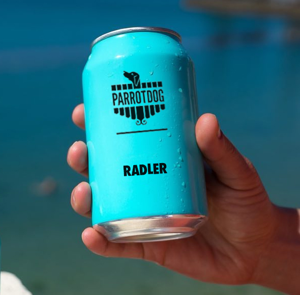 Just in time for the end of summer, P-Dog's Radler.