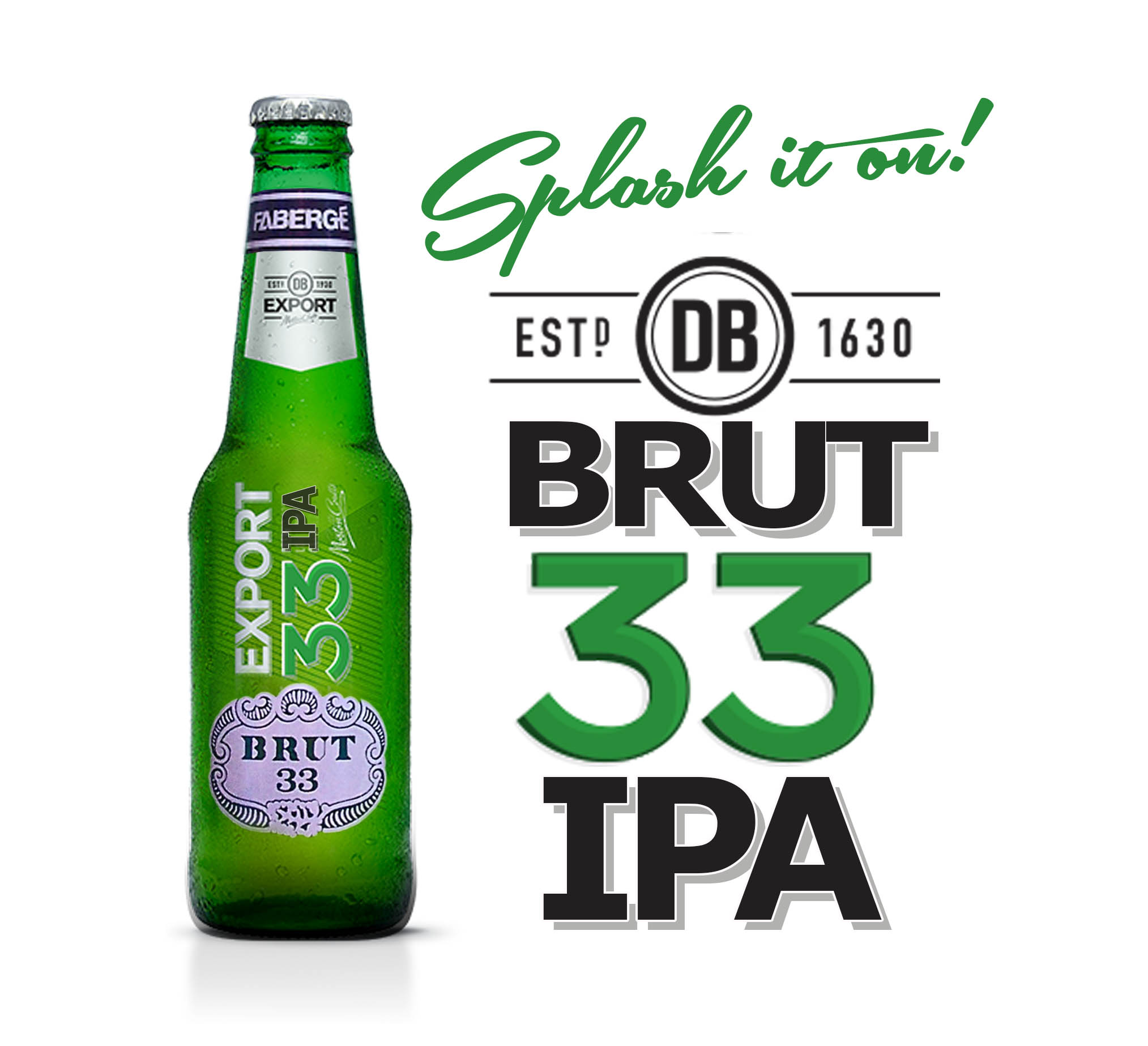 The Beerkake is here, DB's new hybrid lager hits the market.