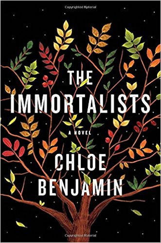 """Chloe Benjamin - Jan. 9   Putnam* This debut novel is on everyone's list. It's an Amazon Best Book Pick, on IndieNext, etc. Still, I've picked this one up several times and put it back down. That surprises me because I love a """"literary family saga"""" as this one is being called. Perhaps I'll try one more time. Still, life is too short for books you don't love. Let me know what you think!"""