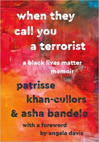 Patrisse Cullors - Jan. 16   St. Martin's Press* I know this will be one of my favorite books of 2018. It's tagged a Black Lives Matter memoir, but it's not a tick-tock of the movement's founding. Instead it's the story of a young woman's lived experience and how that brought her to coin #BlackLivesMatter and co-found the movement. Knowing where we come from and how it informs our path is one of the reasons I read. I love this thoughtful, vulnerable memoir.