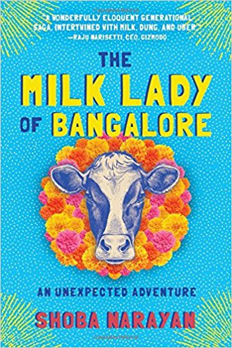 Shoba Narayan - Jan. 23   Algonquin BooksI feel like this charming memoir of going back to India may be just the food/travel/culture escape I need in the depths of February. It's on my order list and I can't wait!