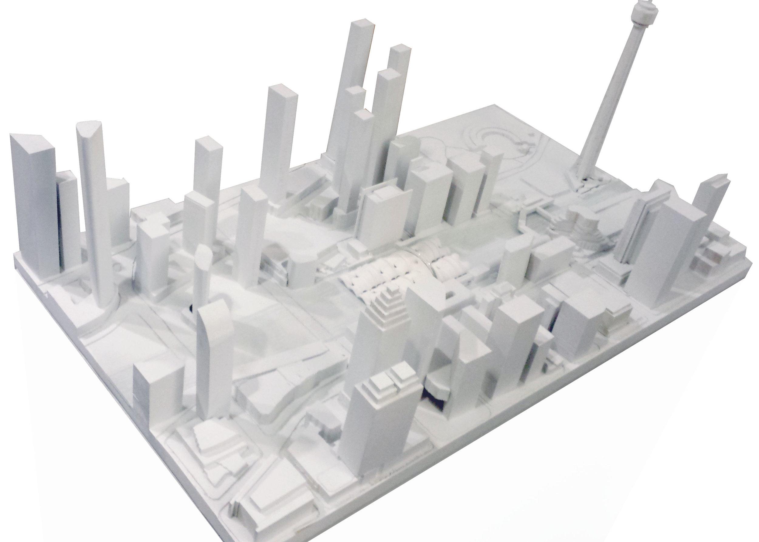 1:1000 Site Model