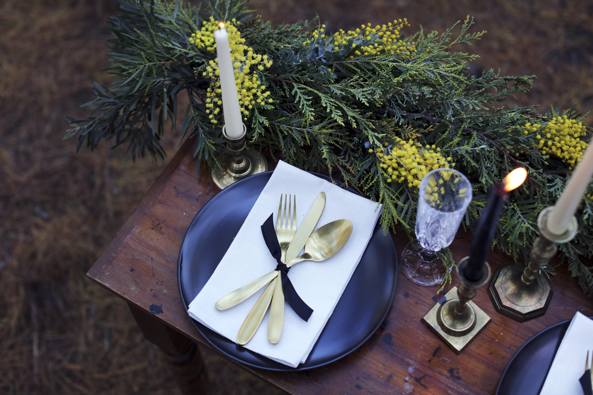 Styled Shoot // Photo by  Kirsten Cunningham