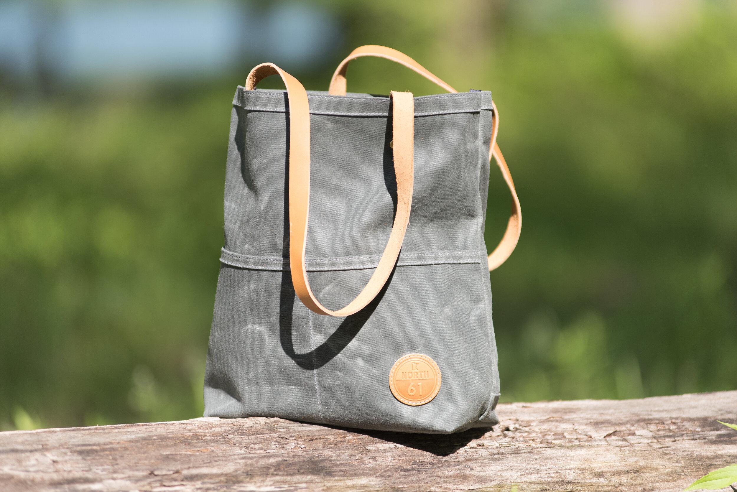 Tote Bag Wax