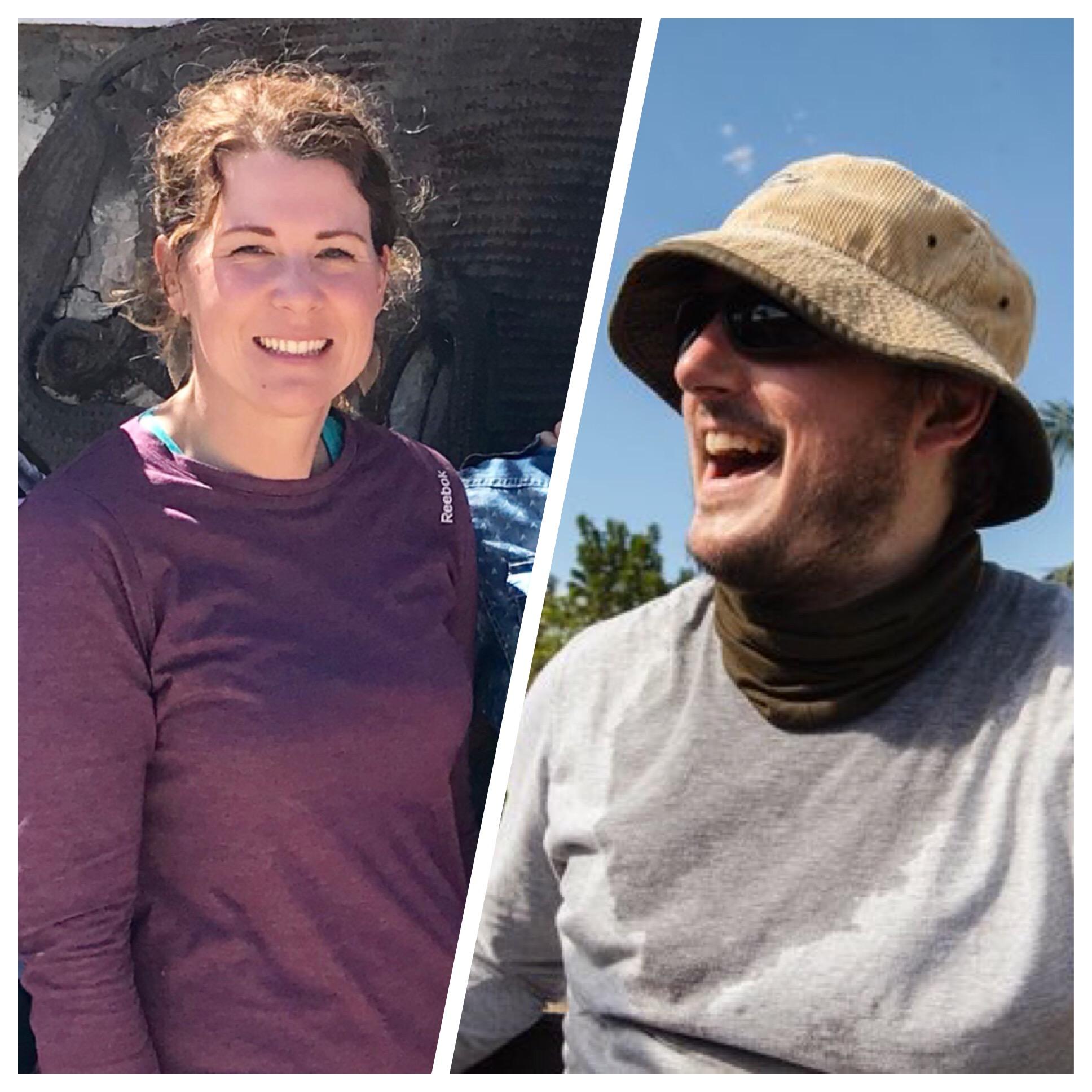 Meet Pete & Jill... - Peter & Jill Farrell said 'YES