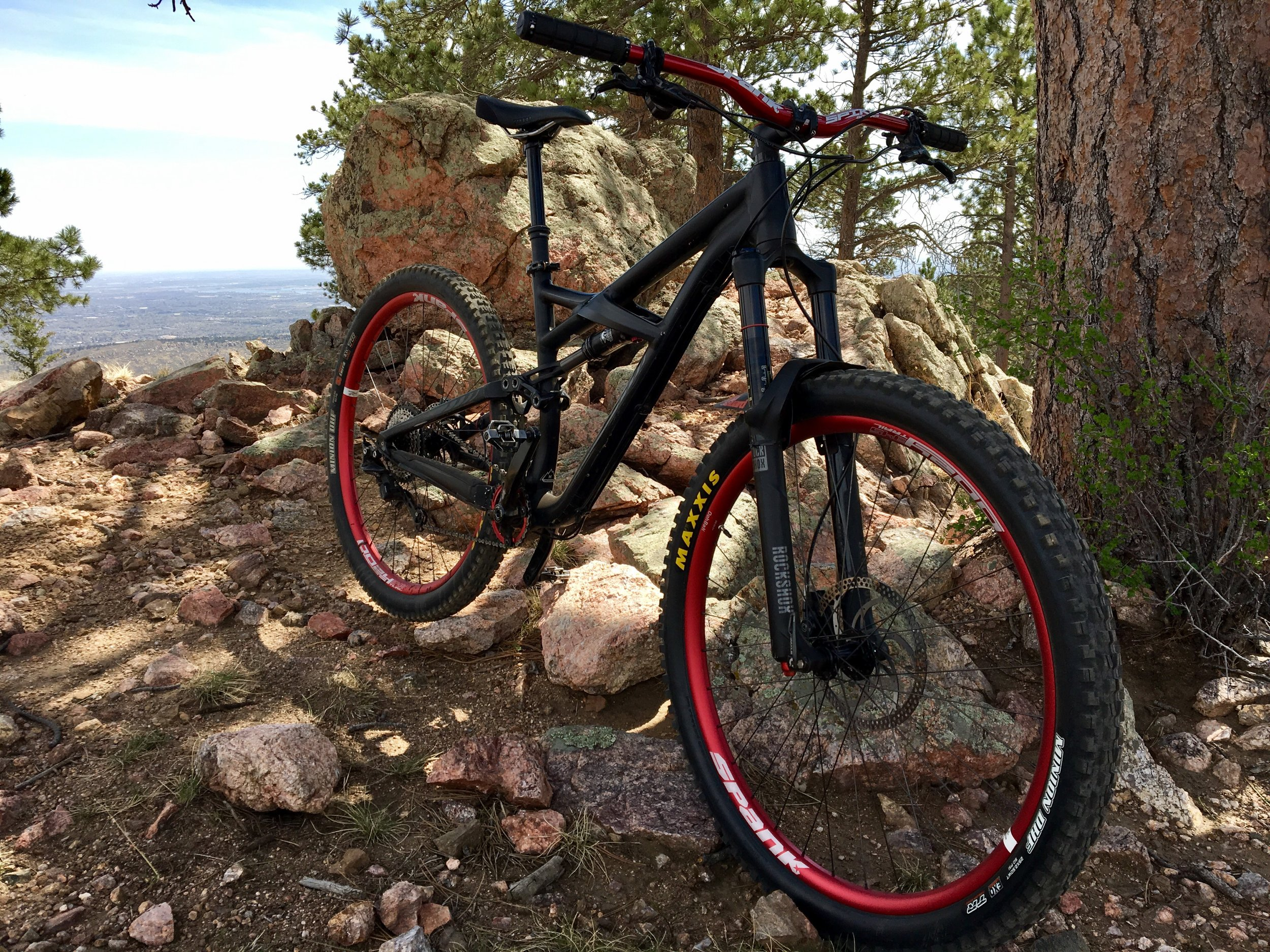 This bike is so amazing, they paid us $8,000 in advertising to write about it! A real quiver killer!