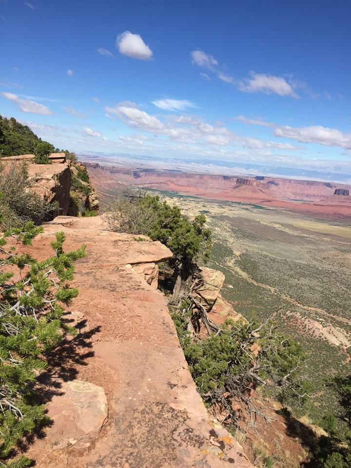 The Whole Enchilada. Moab, Utah