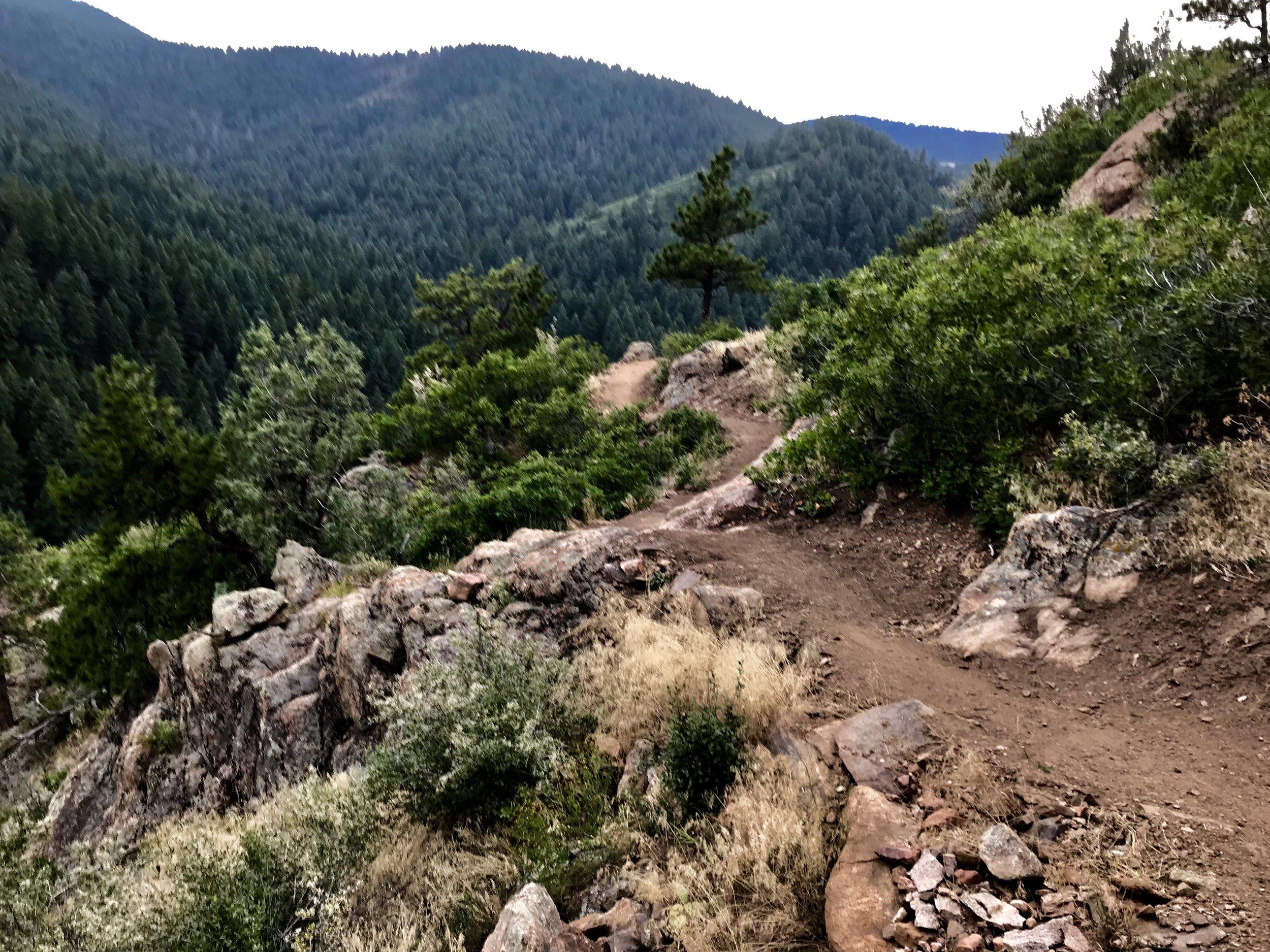 Black Bear Trail at Deer Creek Canyon, Ken Caryl, Colorado