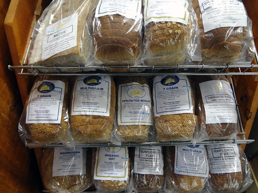 Artisan Grain Breads