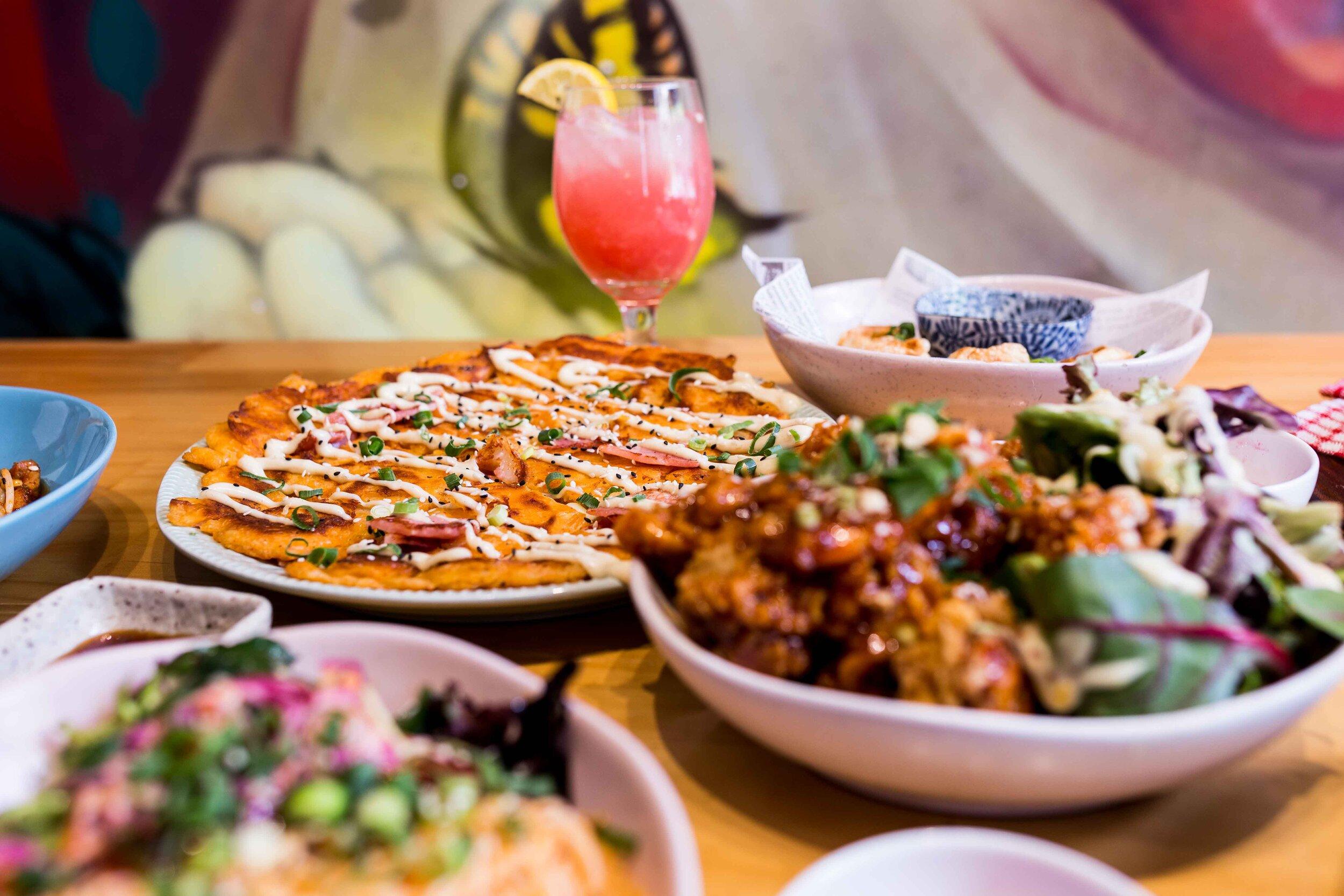 KOREAN DINING EXPERIENCE -