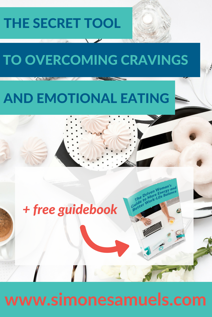 The secret tool to overcoming cravings and emotional eating- Simone Samuels health coach- Blog