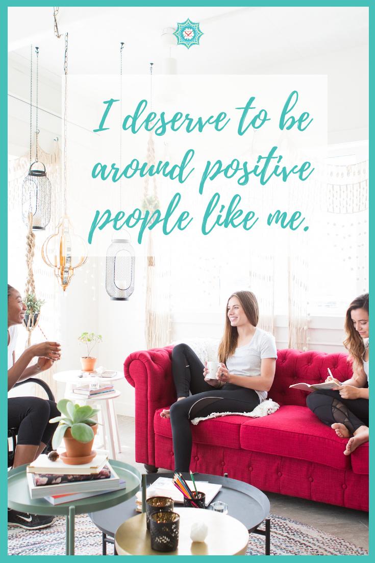Positive affirmation- #Ideserve #positive #affirmation #motivation