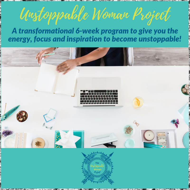 Unstoppable Woman Project Program
