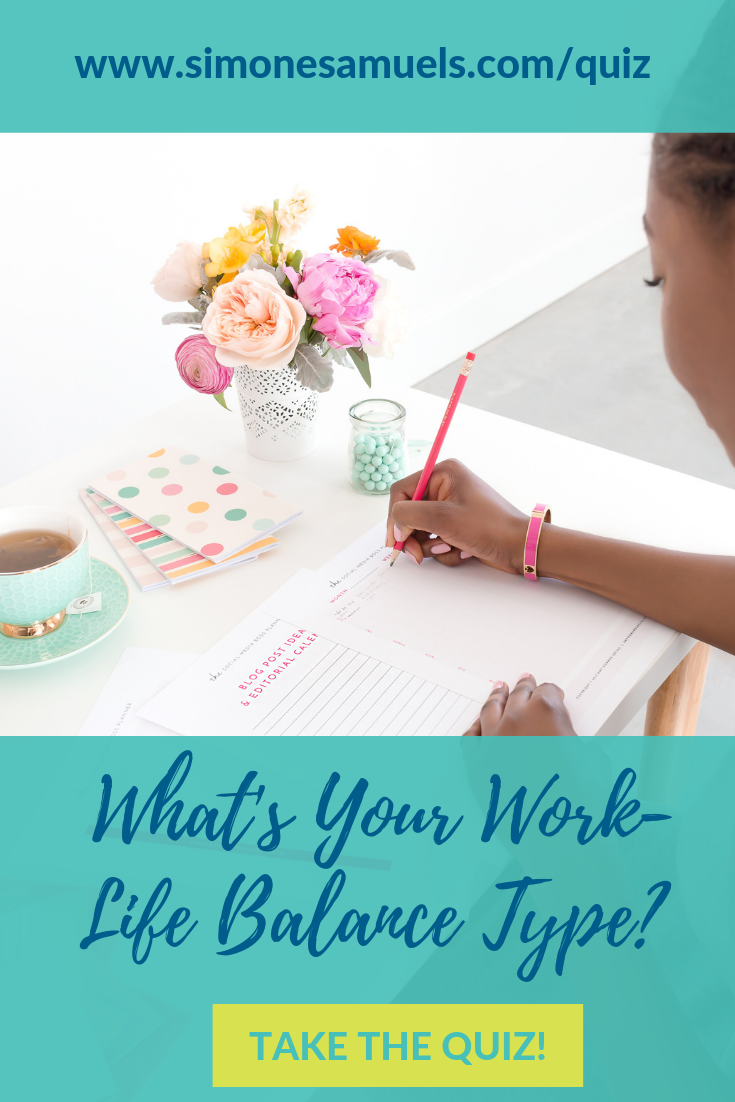 What's Your Work-Life Balance Type- Take the Quiz!